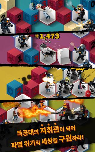 즐겨보세요 좀비 스위퍼 – 지뢰찾기 액션 퍼즐 on PC 12