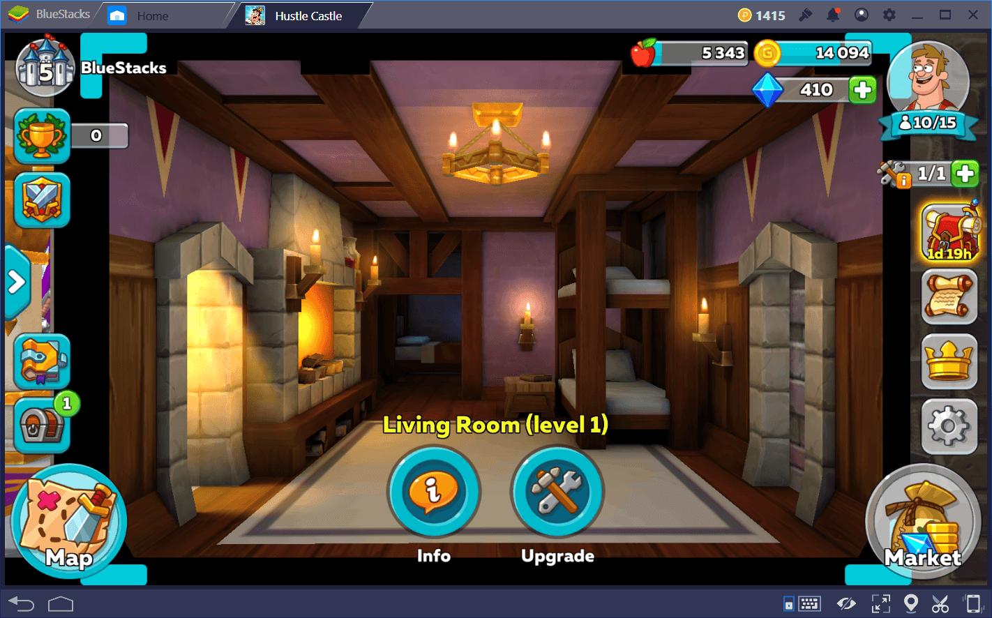 Tips and Tricks for Hustle Castle: Fantasy Kingdom – Part I