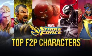 Unlocking with Skills: Bluestacks List of Top F2P Characters in MARVEL Strike Force