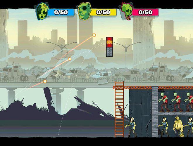 Играй Stupid Zombies 3 on pc 16