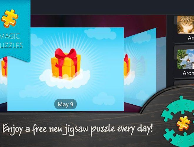 Play Magic Jigsaw Puzzles on PC 10