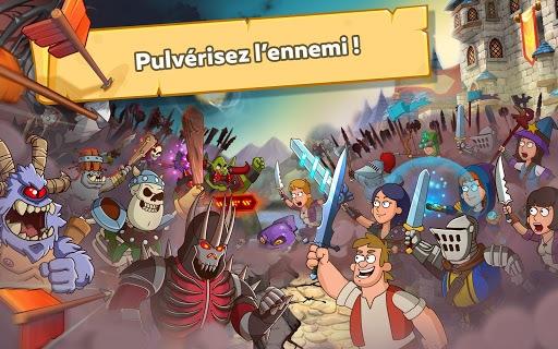 Jouez à  Hustle Castle- Fantasy Kingdom sur PC 3