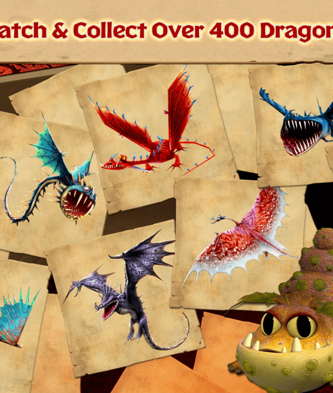 Играй Dragons: Rise of Berk На ПК 21