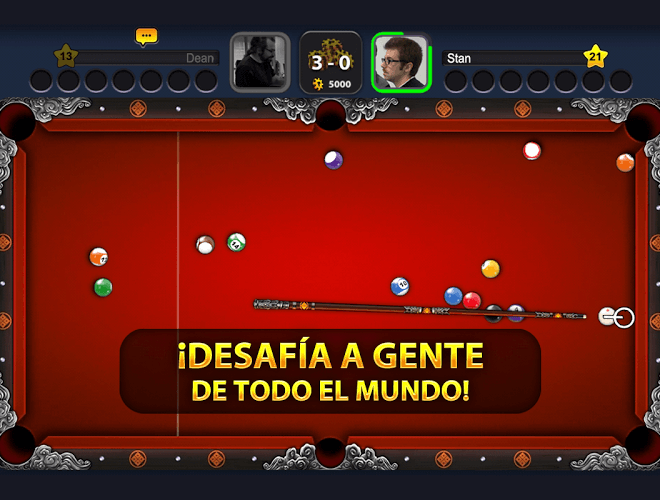 Juega 8 Ball Pool on PC 3