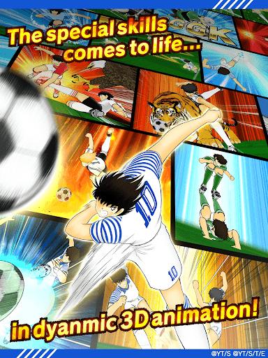 เล่น Captain Tsubasa: Dream Team on PC 19