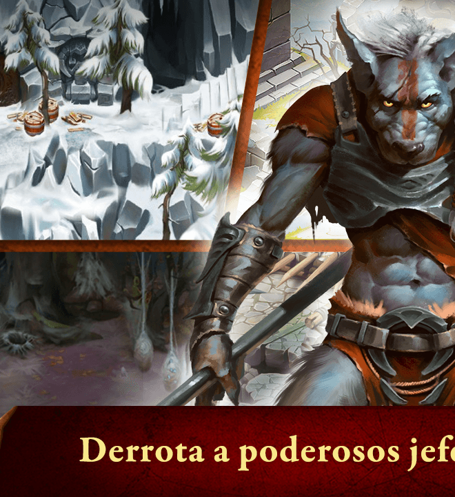 Juega Guild of Heroes en PC 12