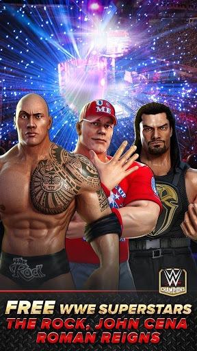 เล่น WWE Champions Free Puzzle RPG on PC 8