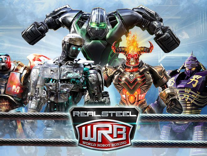 Играй Real Steel World Robot Boxing on pc 14