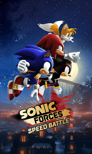 Играй Sonic Forces: Speed Battle На ПК 3