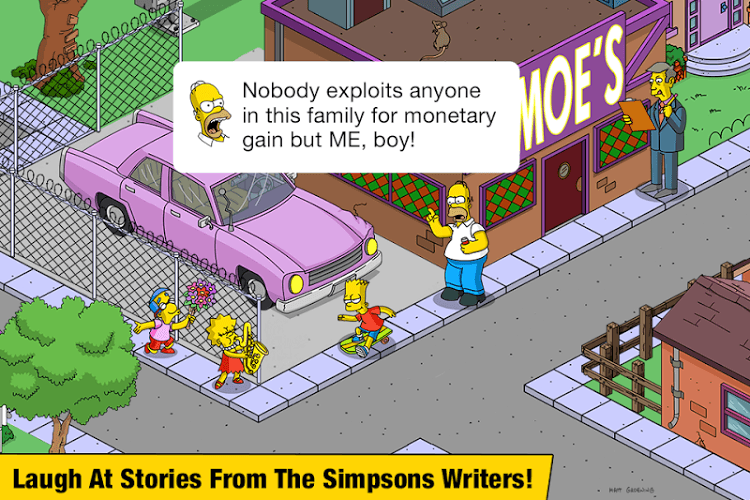 how to play simpsons tapped out on pc without bluestacks