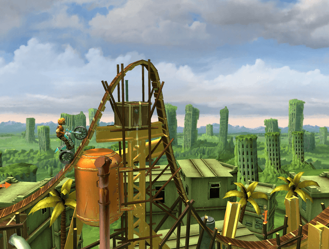 Play Trials Frontier on pc 8