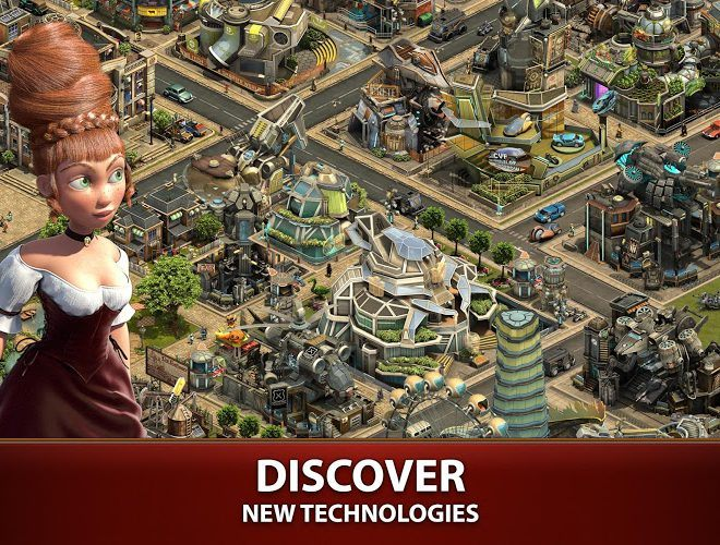 Play Forge of Empires on PC 13