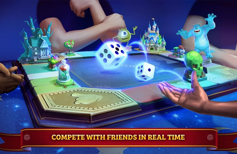 Play Disney Magical Dice : The Enchanted Board Game on PC 4