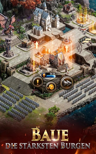 Spielen Clash of Kings on PC 3