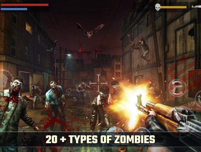 Play DEAD TARGET: Zombie on PC 7