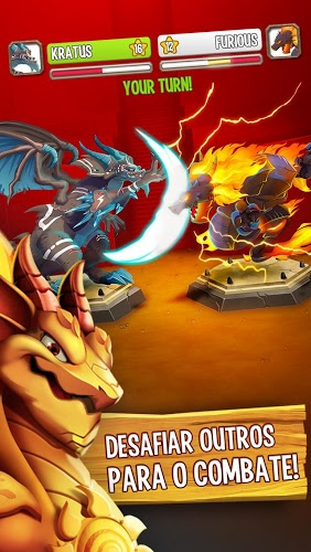 Jogue Dragon City para PC 5