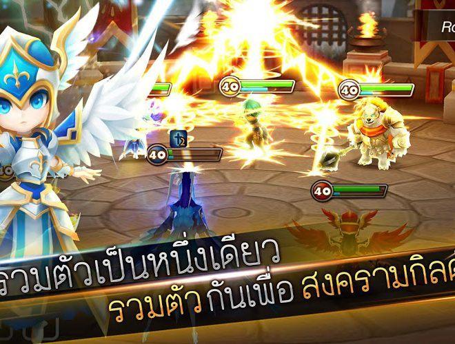 เล่น Summoners War Sky Arena on PC 11