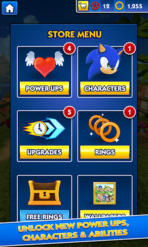 Main Sonic Dash on PC 6