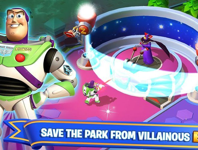Play Disney Magic Kingdoms on PC 10