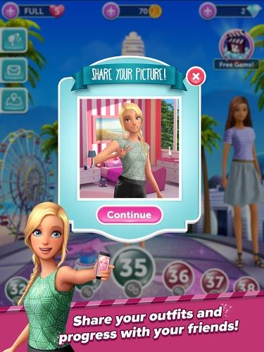Play Barbie Sparkle Blast on PC 12