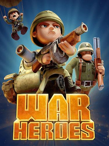 즐겨보세요 전쟁 영웅 : 무료 멀티 플레이어 게임 (War Heroes) on PC 2