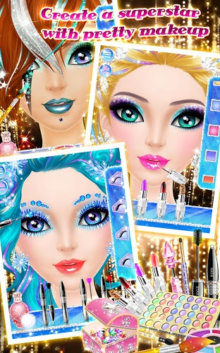 Play Make Up Me Superstar on pc 15