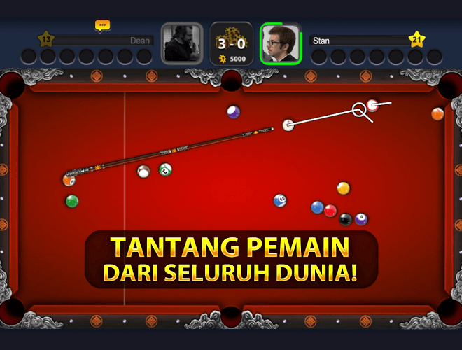 Main 8 Ball Pool on PC 8