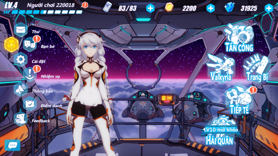 Chơi Honkai Impact 3 on PC 8