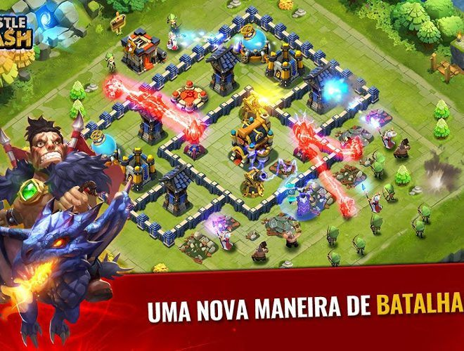 Jogue Castle Clash para PC 8