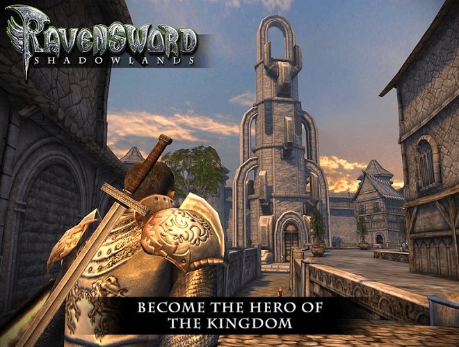 Play Ravensword: Shadowlands on PC 8