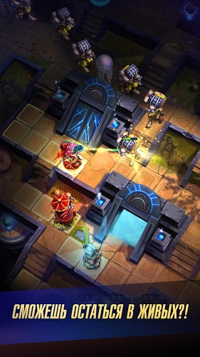 Играй Defenders 2: Tower Defense CCG На ПК 6