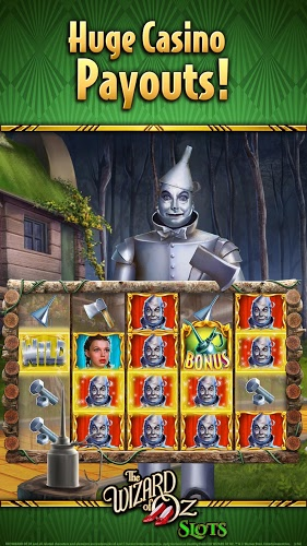 Play Wizard of Oz Free Slots Casino on PC 3