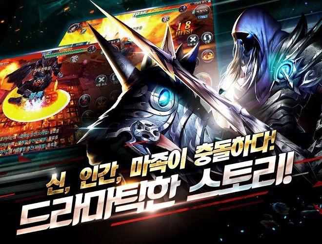 즐겨보세요 Crasher: the god of battle on PC 5