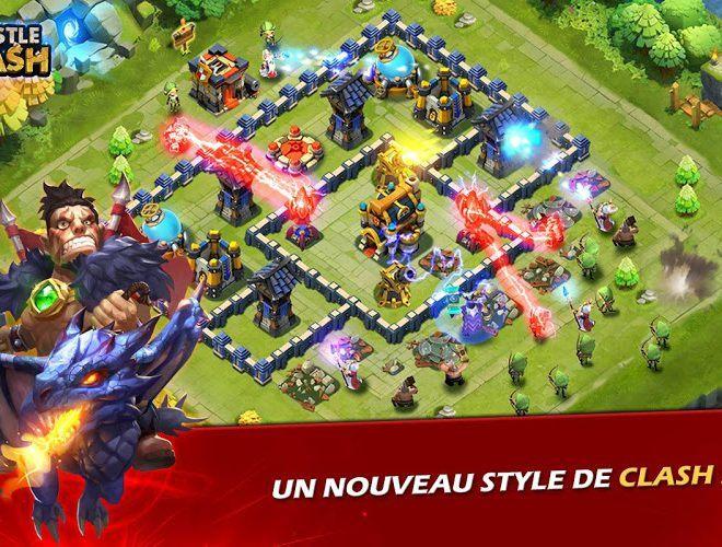 Jouez à  Castle Clash sur PC 8