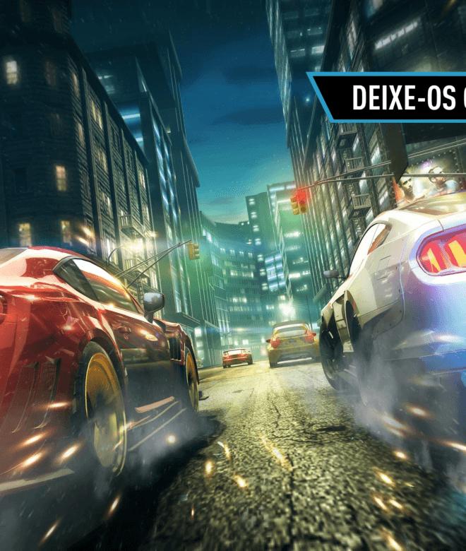 Jogue Need for Speed: No Limits para PC 12