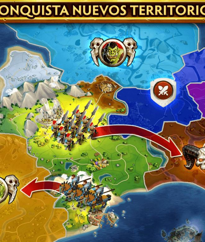 Juega Warlords of Aternum en PC 18