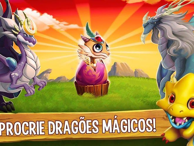 Jogue Dragon City para PC 16