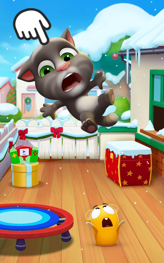 322398af0b0cb Download My Talking Tom 2 on PC with BlueStacks