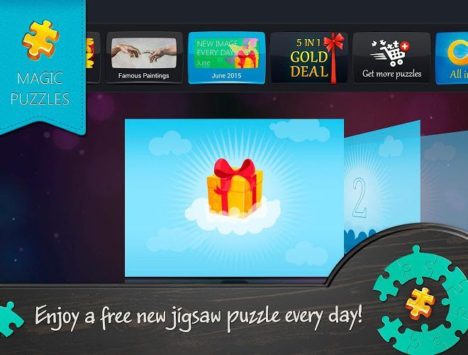 Play Magic Jigsaw Puzzles on PC 26