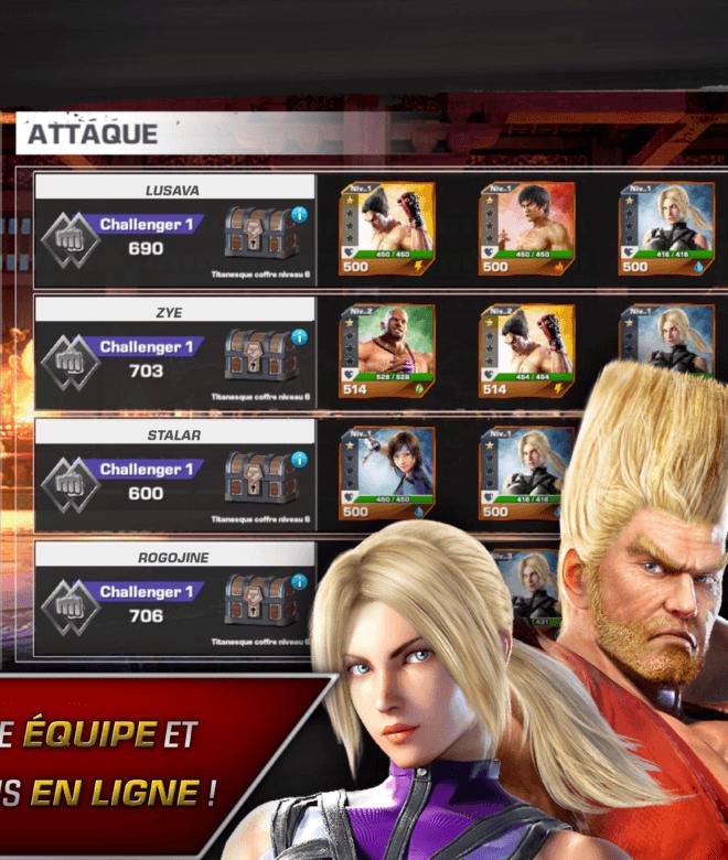 Jouez à  Tekken sur PC 21