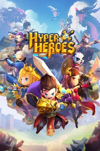 Играй Hyper Heroes На ПК 9