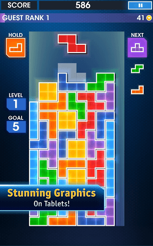 Play Tetris on PC 7