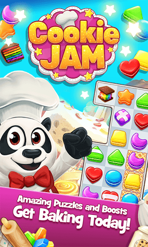 Play Cookie Jam on PC 6
