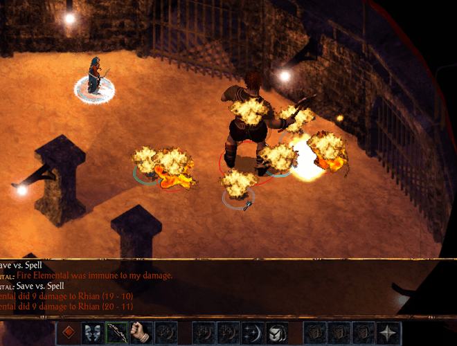 Play Baldur's Gate on PC 4