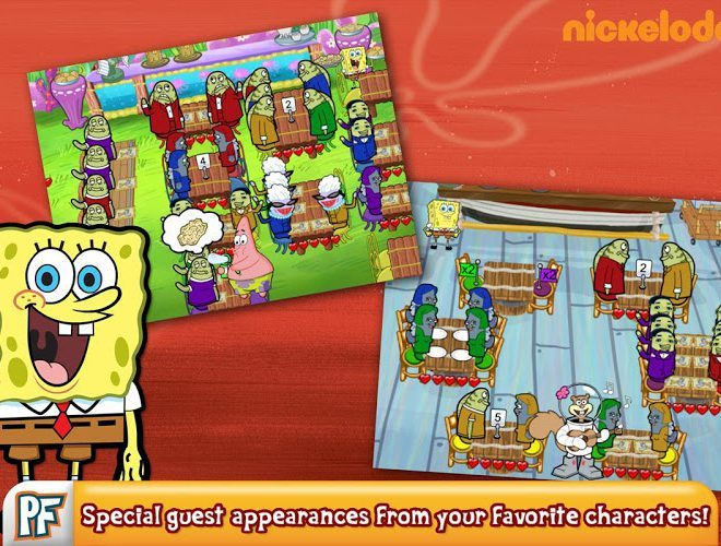 Play SpongeBob Diner Dash on pc 3