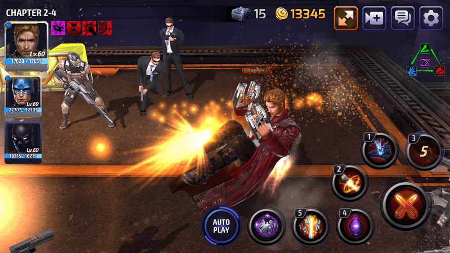Play MARVEL Future Fight on PC 17