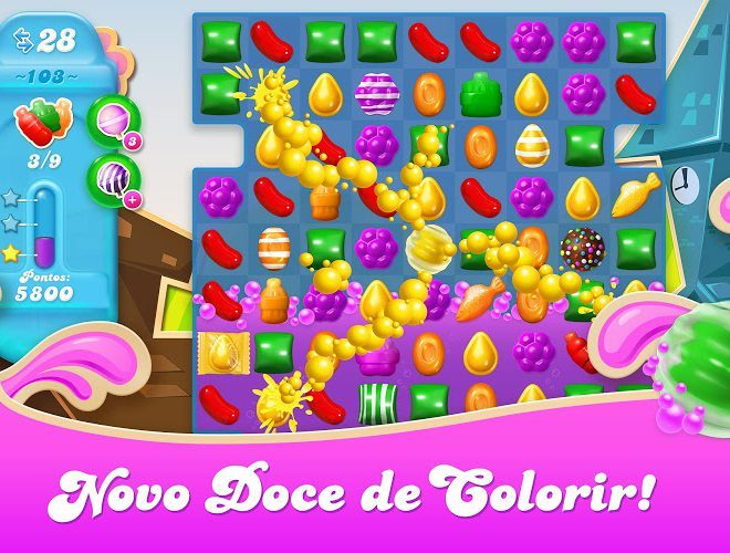 Jogue Candy Crush Soda Saga on PC 10