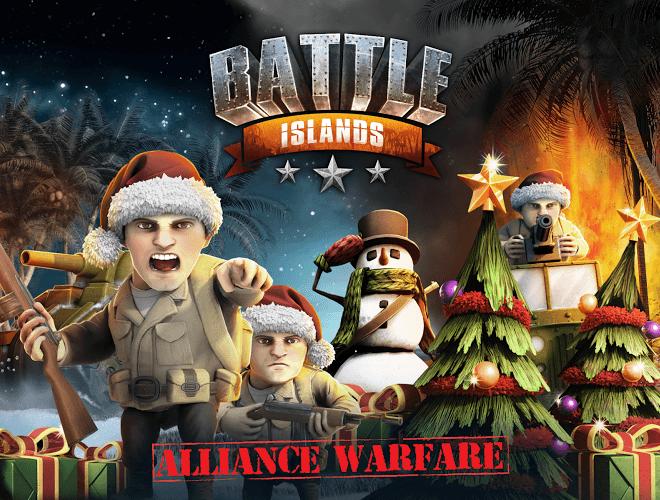 Играй Battle Islands На ПК 1