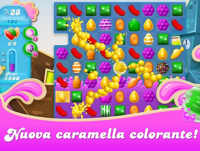Gioca Candy Crush Soda Saga on pc 16