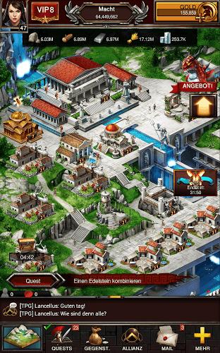 Spiele Game of War auf PC 14